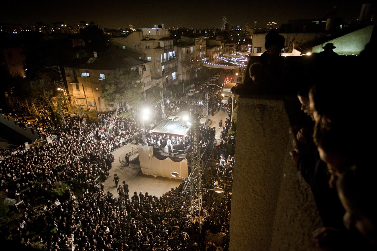 Mideast Israel Religion