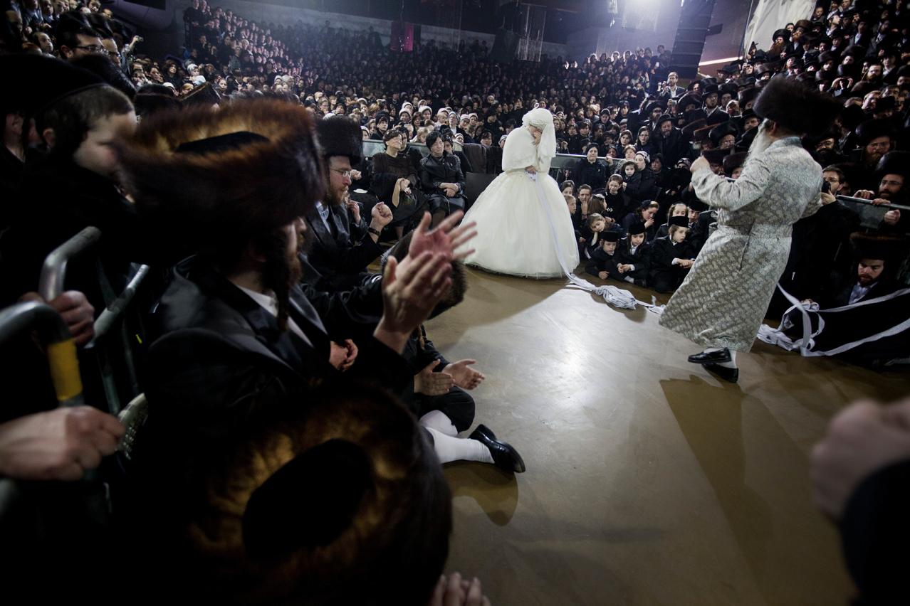 Секс ортодоксальных евреев 12 фотография