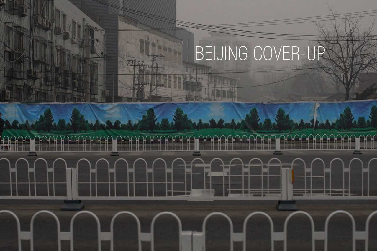 Beijing Cover-Up