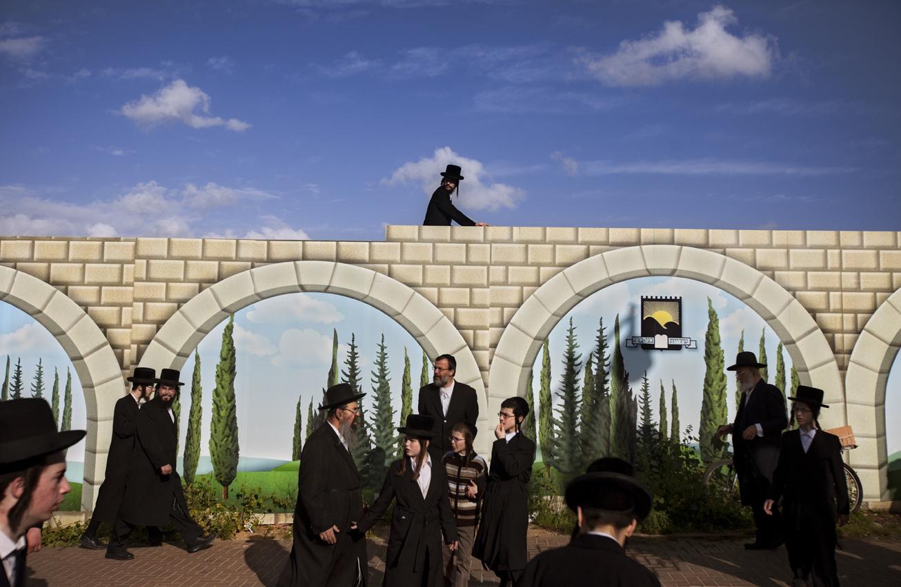 Ultra orthodox Jews021