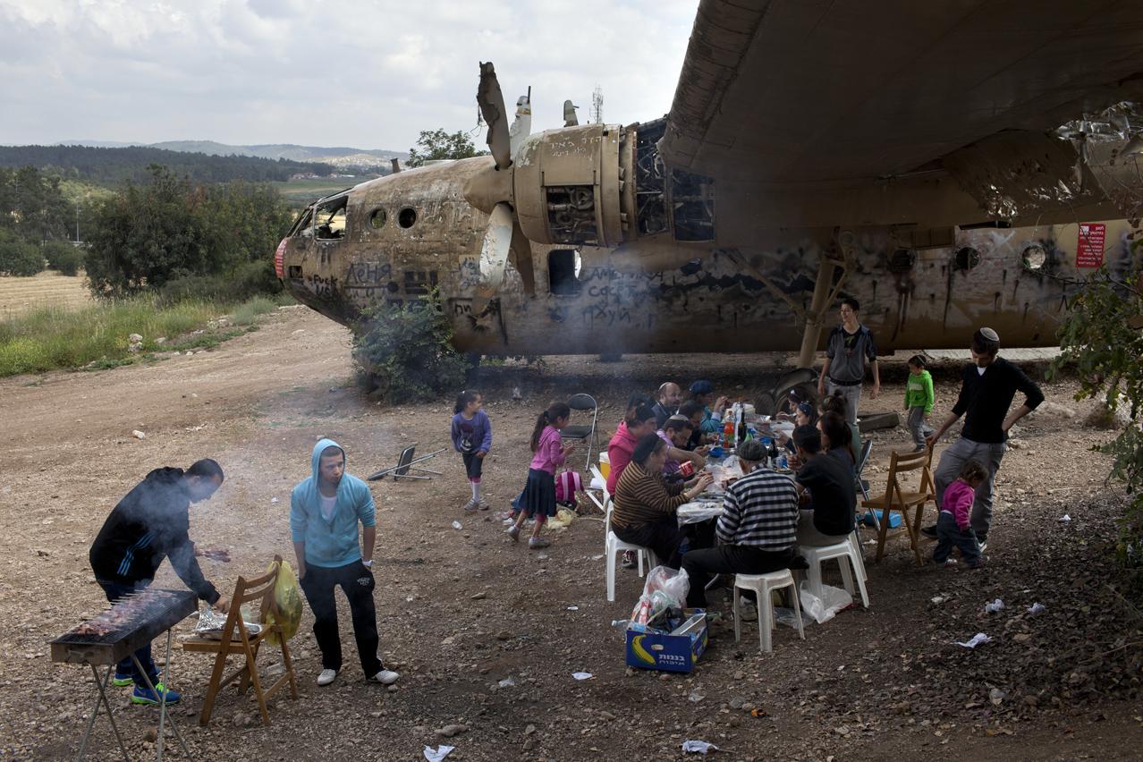 Mideast Israel Military
